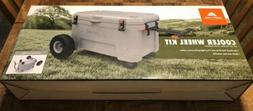 Ozark Trail Cooler Wheel Kit for 52 and 73 Quart Hi Performa