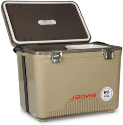 Engel Cooler/Dry Box 19 Qt - Tan