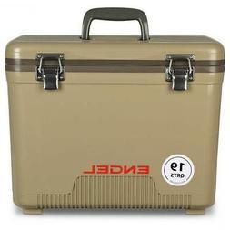 Engel Coolers 19 Quart Lightweight Insulated Cooler Drybox,