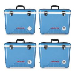 Engel Coolers 30 Quart 48 Can Lightweight Insulated Cooler D