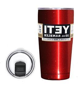YETI Coolers 20 Ounce   Custom Rambler Tumbler Cup Mug Bundl