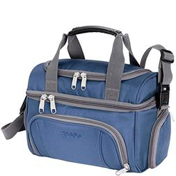 Ebags Crew Cooler Jr Lunch Blue Yonder Handsome Luggage Bag