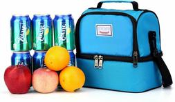cryostsoft cooler insulated carry lunch