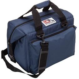 AO Coolers Deluxe Canvas Soft Cooler with High-Density Insul