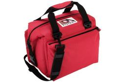 AO Coolers AO Coolers 12 Pack Deluxe Red AO12DXRD NEW