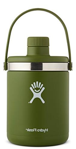 Hydro Flask 64 oz 0.5 gal Double Wall Vacuum Insulated Stain