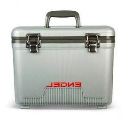 Engel Dry Box Cooler 13 Qt Silver - UC13S