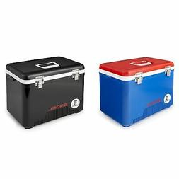 Engel 2 19 Qt 32 Can Airtight Insulated Coolers 1 in Red/Blu