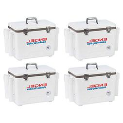 Engel Coolers 30 Quart 48 Can Lightweight Insulated Mobile C