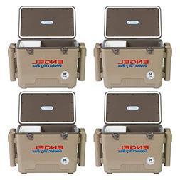 Engel Coolers 30 Quart Leak Proof Insulated Cooler Drybox wi