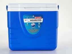 Coleman Excursion Portable Cooler, 9 Quart Blue