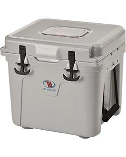 Lit Coolers Firefly Quart, Grey/White