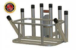 Plattinum Products Fishing Rod Holder Cooler Holder Combo w/