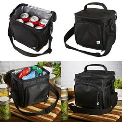 Fit & Fresh SMALL Cooler Bag Lunch Insulated Tote Soft Sided