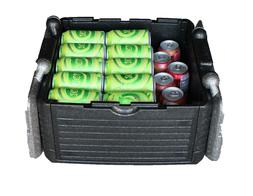 Flip Box Foldable ICELESS Cooler Insulation Box Size Large ~