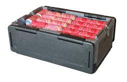 Flip Box Foldable ICELESS Cooler Insulation Box Size Ex-Larg