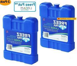 Lifoam Freez Pak 4942 Large Reusable Ice Pack 42 Ounce, Pack