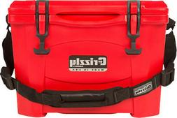 Grizzly G15 RD 15QT Cooler with RotoTough Molded Constructio