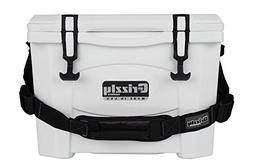 Grizzly G15 W 15QT Cooler with RotoTough Molded Construction