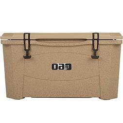 Grizzly G60 SDT 60QT Cooler with RotoTough Molded Constructi