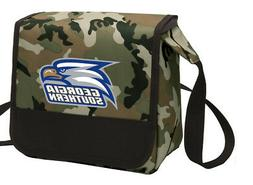 Georgia Southern Camo Lunch Bag Cooler Lunchbox Bags COOL ME