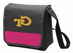 Georgia Tech Lunch Bag Girls Cooler Ladies Lunchbox Bags COO
