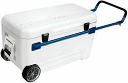 Igloo Glide Marine Ultra Cooler 110-Quart White