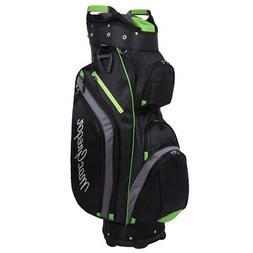 MacGregor Golf Cooler 14-Divider Top Cart Bag with Removable