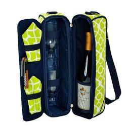 Green Wine Carrier for 2