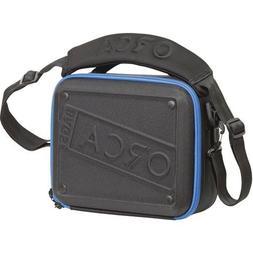 ORCA Hard Shell Accessories Bag, Medium, Black