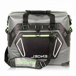 Engel HD30 Waterproof Soft-Sided Cooler Bag - Grey/Green