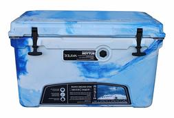 MILEE Heavy Duty Cooler 45 QT, Include $45 Accessories Baske