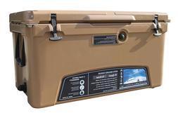 MILEE Heavy Duty Cooler 75 QT, Include $50 Accessories Baske