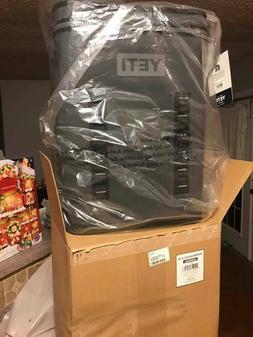 Yeti Hopper BackFlip 24 Backpack Cooler - Charcoal - New - F