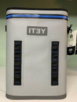 Yeti Hopper BackFlip 24 Soft Back Pack Cooler Fog Gray Brand