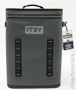 Yeti Hopper BackFlip 24 Soft Back Pack Cooler Charcoal Brand