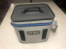 Yeti Hopper Flip 12 Cooler Fog Grey New With Tags