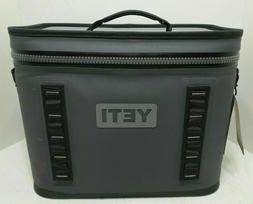 Yeti Hopper Flip 18 Portable Cooler Leakproof Charcoal Grey