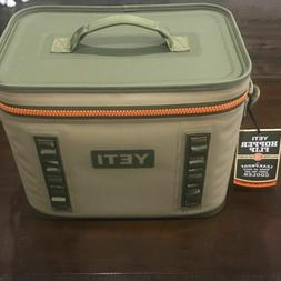 Yeti Hopper Flip 18 Soft-Side TAN ORANGE Cooler Bag YHOPF18