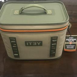 Yeti Hopper Flip 18 Soft-Side TAN ORANGE Cooler Bag YHOPF18