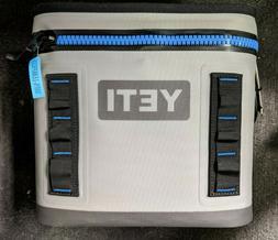 YETI Hopper Flip 8 Portable Cooler, Fog Gray Ice Box Beach B