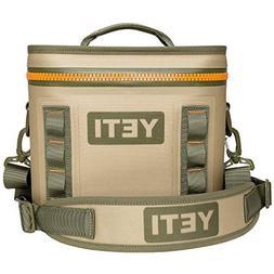YETI Hopper Flip 8 Portable Cooler, Field Tan