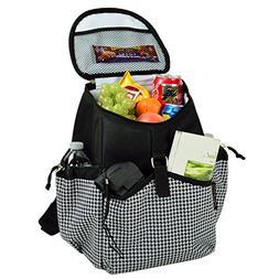 Houndstooth Cooler Backpack