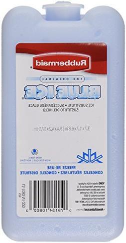Rubbermaid 1080-16-220 Blue Ice Block Module Ice Pack