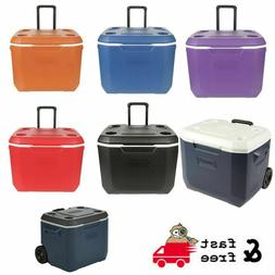 Coleman Ice Chest Cooler 50-Quart Xtreme 5-Day Heavy-Duty Wi