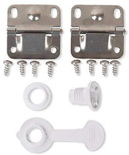 Coleman Ice Chest Cooler Replacement Stainless Steel Hinges