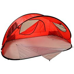 Picnic at Ascot Extra Large Instant Easy Beach Tent Sun Shel