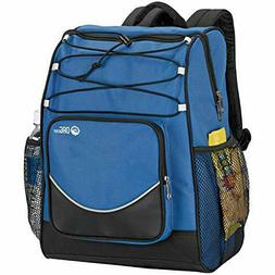 Insulated Backpack Cooler Camping Beach Cold Drinks Lunch Ba