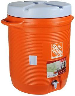 Rubbermaid Commercial Insulated Beverage Container, 15 27/32