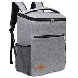 Lifewit Insulated Cooler Bag Backpack, Soft Cooler Soft-Side